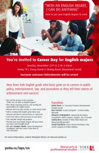 College-level English Majors...I need your help!?