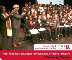 IEP Grad Celebration for Internationally Educated Professionals @ Sandra Faire and Ivan Fecan Theatre, Accolade East Building | Toronto | Ontario | Canada