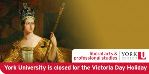 Victoria Day: University Closed