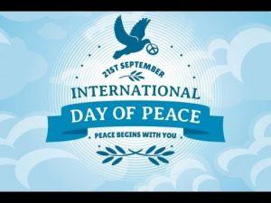 UN International Day of Peace @ 140 McLaughlin College, Senior Common Room   Toronto   Ontario   Canada