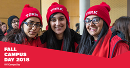 School of Human Resource Management at Fall Campus Day - Information Session @ Vari Hall 1022 | Toronto | Ontario | Canada