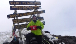 What Climbing Mt. Kilimanjaro Taught me about Teaching and Learning @ 140 McLaughlin College, Senior Common Room | Toronto | Ontario | Canada
