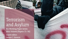 Terrorism and Asylum @ 140 McLaughlin College, Senior Common Room
