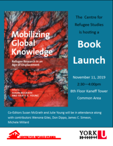 Mobilizing Global Kowledge, Book Launch