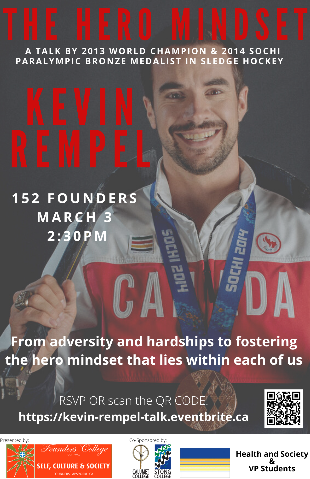 Kevin Remple Poster