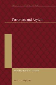 Terrorism and Asylum - An online book launch @ McLaughlin College Lunch Talk Series
