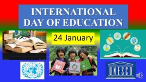 UN International Day of Education @ McLaughlin College Lunch Talk Series